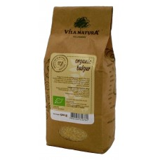 булгур пшеничный био Вила Натура 500 граммов