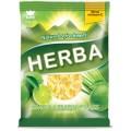 карамель жевательная со вкусом лайма и лимонной травы Herba 90 граммов