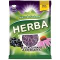 карамель жевательная черная смородина и эхинацея Herba 90 граммов