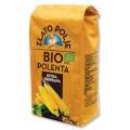 крупа полента кукурузная био быстрого приготовления пропаренная Zlato Polje 450 граммов