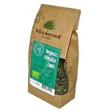 Штирийской тыквы семена очищенные био Вила Натура 200 граммов