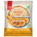 каша рисовая с абрикосом без глютена Semix 65 граммов