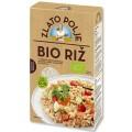 крупа рис круглозерный сорт tondo био Zlato Polje 800 граммов