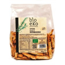 хлебные палочки с розмарином Италия био сертифицированные Эко био