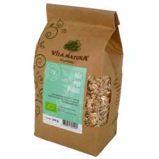 Хлопья ржаные цельно зерновые био Вила Натура Словения 500 граммов